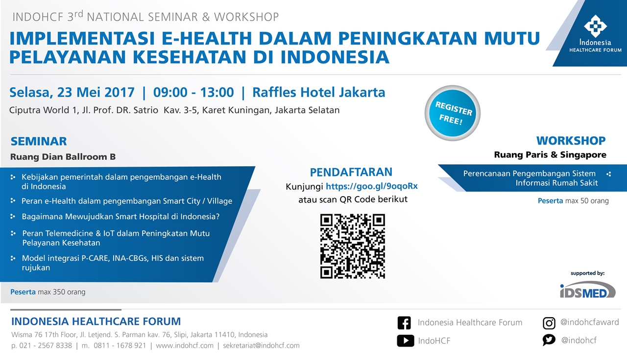 Seminar & Workshop  E-Health
