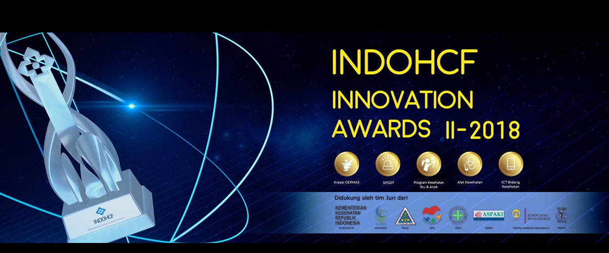 peserta indohcf innovation award II-2018